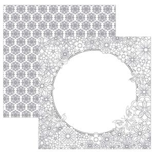 Papel-Scrapbook-para-Colorir-Molduras-SDF559---Toke-e-Crie-by-Flavia-Terzi