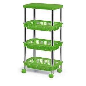 Fruteira---Organizador-Cromo-Colors-4-Andares-Retangular-Verde-369-3---Niquelart