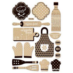 Adesivo-Kraft-Decorativo-Cozinha-2-Cartelas-AD6537---Toke-e-Crie