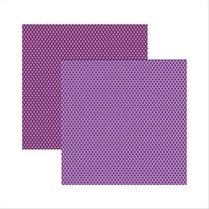 Papel-Scrapbook-Basico-Roxo-Florzinha-KFSB349---Toke-e-Crie-by-Ivana-Madi