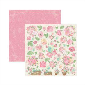 Papel-Scrapbook-Dupla-Face-Primavera-Marshmallow-Cestas-Flores-SDF565---Toke-e-Crie-by-Ivana-Madi