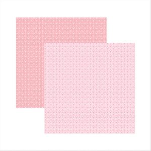 Papel-Scrapbook-Basico-Rosa-Bebe-Estrelas-KFSB363---Toke-e-Crie-by-Ivana-Madi