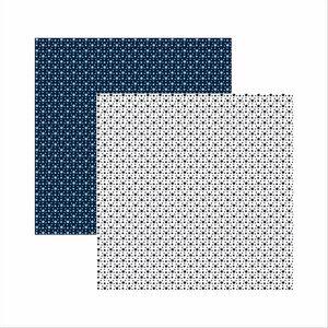Papel-Scrapbook-Basico-Azul-Marinho-Fundo-Branco-Estrelas-KFSB403---Toke-e-Crie-by-Ivana-Madi