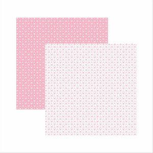 Papel-Scrapbook-Basico-Rosa-Bebe-Fundo-Branco-Estrelas-KFSB404---Toke-e-Crie-by-Ivana-Madi