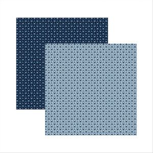 Papel-Scrapbook-Basico-Azul-Marinho-Estrelas-KFSB354---Toke-e-Crie-by-Ivana-Madi