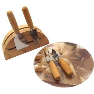 Jogo-para-Queijo-6-pecas-Aco-Inox---Suporte-de-Vidro-Hauskraft-Cook---Hercules