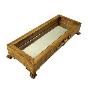 Bandeja-Espelhada-33x13x6cm-Decorado---Madeira-Pinus