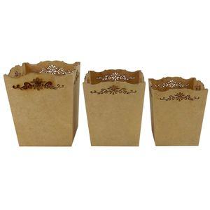 Trio-de-Vasos-Cachepot-Arabescos---MDF-a-Laser