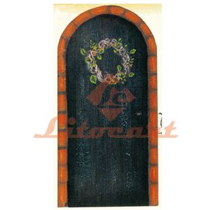 Aplique-MDF-Decoupage-Porta-Preta-com-Flores-LMAPC-318---Litocart