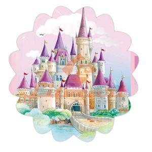 Aplique-MDF-Decoupage-Castelo-das-Princesas-LMAPC-340---Litocart