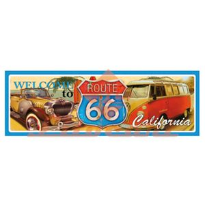 Aplique-MDF-Decoupage-Route-66-Carros-LMAPC-363---Litocart