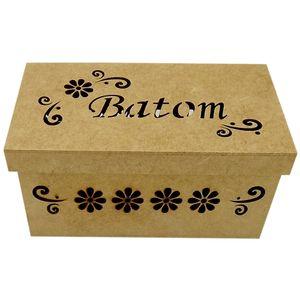 Caixa-Batom-Flores-com-18-Divisoes-Tampa-de-Sapato---Madeira-MDF
