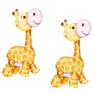 Aplique-MDF-Decoupage-com-2-Unidades-Girafinha-LMAP-004---Litocart