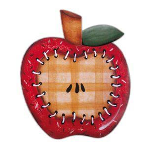 Aplique-MDF-Decoupage-Fruta-Maca-Cortada-Patchwork-LMAPC-325---Litocart