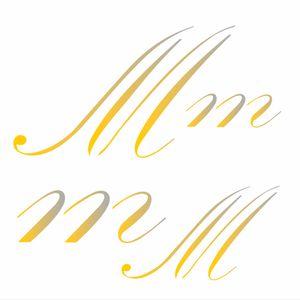 Estencil-para-Pintura-Simples-14x14-Manuscrito-M-OPA1808---Opa