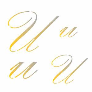 Estencil-para-Pintura-Simples-14x14-Manuscrito-U-OPA1816---Opa