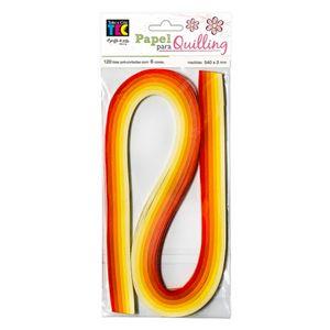 Papel-para-Quilling-com-120-Tiras-540x3mm-Laranja-e-Amarelo-PE038---Toke-e-Crie