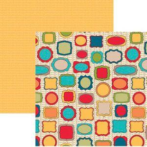 Papel-Scrapbook-Familia-Molduras-SDF579---Toke-e-Crie-by-Flavia-Terzi