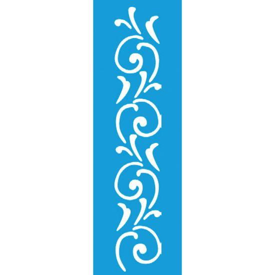 Stencil-para-Pintura-Barra-21x55-Arabesco-LSB-020---Litocart