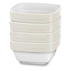 Conjunto-de-Pote-Ceramico-Ramekin-com-4-Pecas-Quadrado-Amendoa-KI764AAONA---KitchenAid