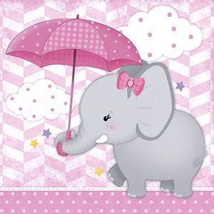 Placa-em-MDF-e-Papel-Decor-Home-Elefante-com-Guarda-Chuva-Menina-DHPM-090---Litoarte