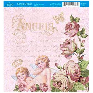 Papel-Scrap-Decor-Folha-Simples-15x15-Angeis-SDSXV-071---Litoarte