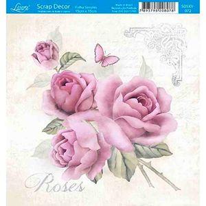 Papel-Scrap-Decor-Folha-Simples-15x15-Flores-SDSXV-072---Litoarte