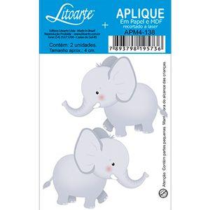 Aplique-Decoupage-em-Papel-e-MDF-Elefante-APM4-138---LitoarteAplique-Decoupage-em-Papel-e-MDF-Elefante-APM4-138---Litoarte