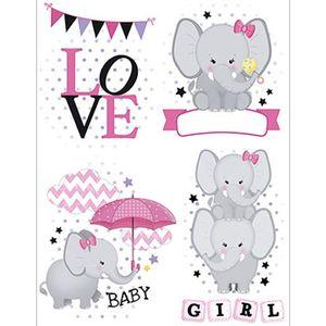 Papel-Transfer-218X284-Elefante-Meninas-PTG-042---Litoarte