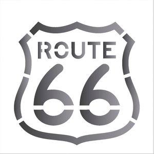 Estencil-para-Pintura-Simples-305X305-Route-66-OPA2105---Opa