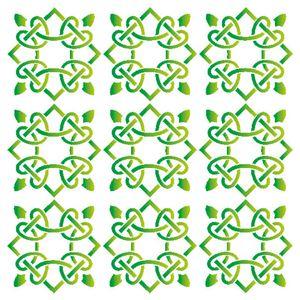 Estencil-para-Pintura-Simples-15x20-Estampa-Ladrilho-Corda-OPA2037---Opa