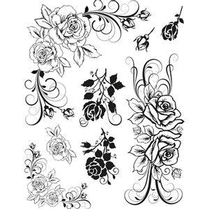 Carimbo-de-Silicone-Rosas-14x18-CASM003---Toke-e-Crie-By-Mamiko