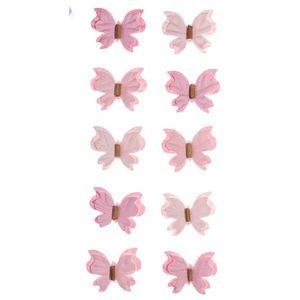 Adesivo-Mini-Borboletas-de-Papel-Delicada-Colecao-Feito-a-Mao-AD1688---Toke-e-Crie