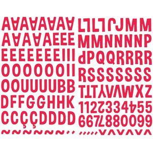 Adesivo-Alfabeto-Eva-Maiusculo-Vermelho-ADF1594---Toke-e-Crie-By-Flavia-Terzi
