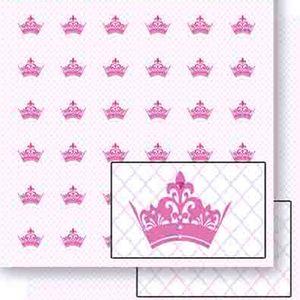 Papel-Scrapbook-Dupla-Face-Coroas-SD-448---Litoarte