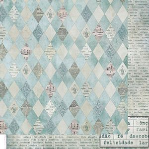 Papel-Scrapbook-Dupla-Face-Losango-SD-501---Litoarte
