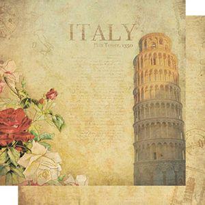 Papel-Scrapbook-Dupla-Face-Italy-SD-509---Litoarte