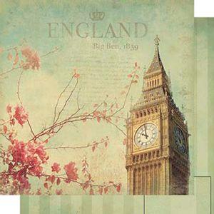 Papel-Scrapbook-Dupla-Face-England-SD-510---Litoarte