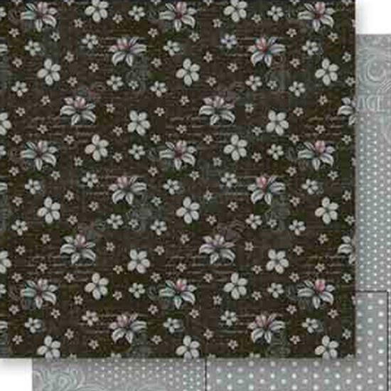 Papel-Scrapbook-Dupla-Face-Mini-Lirios-SD-545---Litoarte