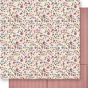 Papel-Scrapbook-Dupla-Face-Mini-Flores-SD-555---Litoarte