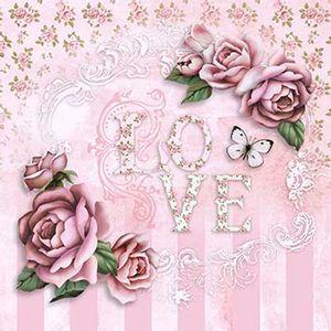 Papel-Decoupage-Adesiva-15x15-Love-Rosas-DAXV-053---Litoarte