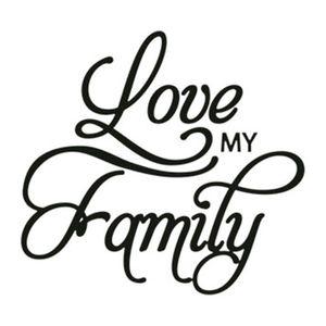 Carimbo-em-Borracha-Love-My-Family-CLP-050---Litoarte