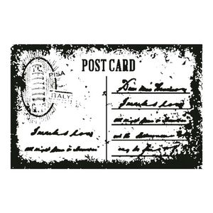 Carimbo-em-Borracha-Post-Card-CLP-058---Litoarte