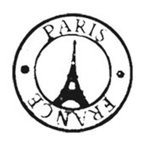 Carimbo-em-Borracha-Selo-Paris-CLP-059---Litoarte
