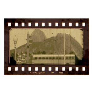 Placa-Decorativo-em-MDF-15x10-Pao-de-Acucar-RJ-DHPM5-127---Litoarte