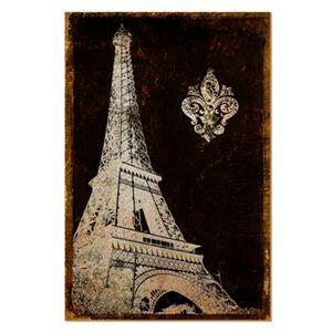 Placa-Decorativo-em-MDF-22x33-Torre-Eiffel-DHPM5-128---Litoarte