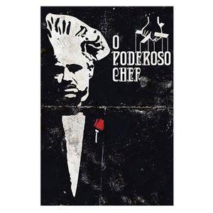 Placa-Decorativo-em-MDF-22x33-O-Poderoso-Chef-DHPM5-133---Litoarte