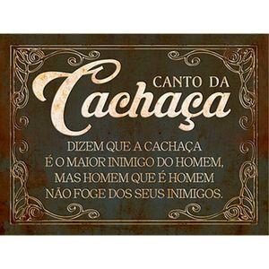 Placa-em-MDF-e-Papel-Decor-Home-Canto-da-Cachaca-DHPM-117---Litoarte