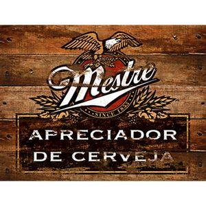 Placa-em-MDF-e-Papel-Decor-Home-Apreciador-de-Cerveja-DHPM-120---Litoarte