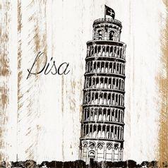 Placa-em-MDF-e-Papel-Decor-Home-Torre-de-Pisa-DHPM-124---Litoarte